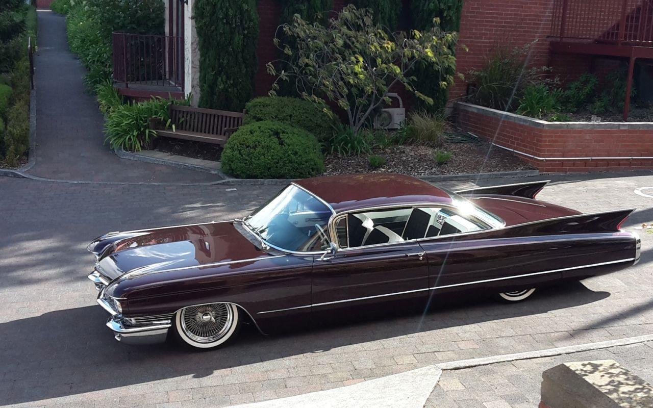 1960 Cadillac Coupe De Ville Show Amp Shine Shannons Club