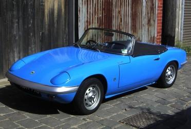 1965 Lotus Elan S2  Type26  Shannons Club