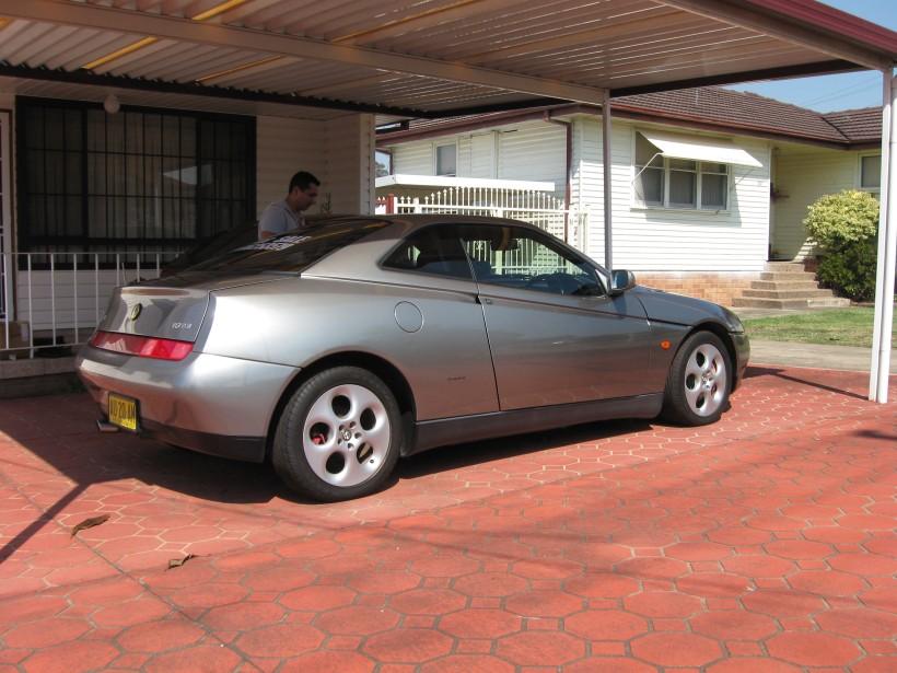 1998 Alfa Romeo GTV V6