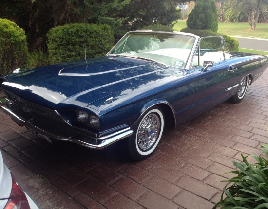 1966 Ford Thunderbird Specifications