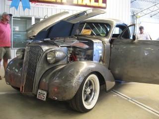 1937 Holden body Chevy Half door coupe ute