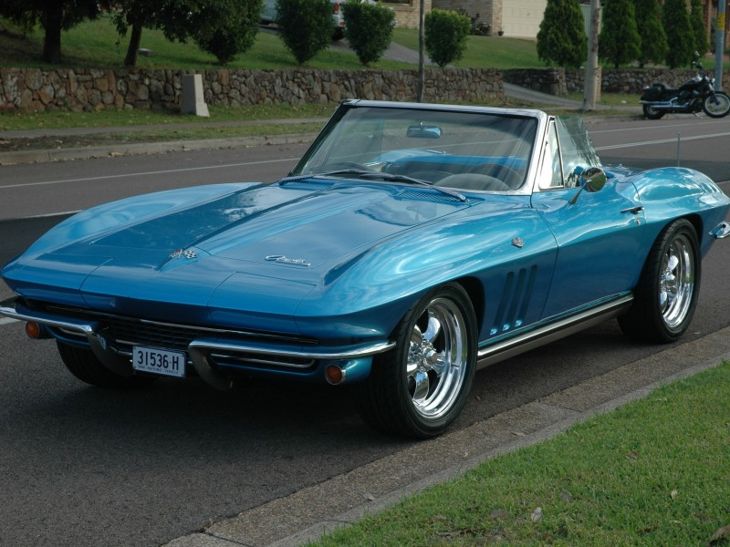 1965 chevrolet corvette stingray show shine shannons club. Cars Review. Best American Auto & Cars Review