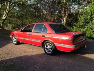 1992 Ford Performance Vehicles XR6 S