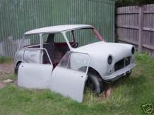 1966 Morris MINI DELUXE