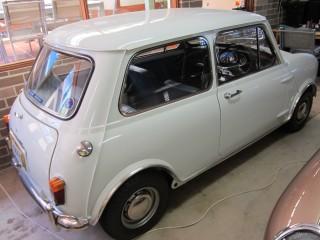 1970 Morris Cooper S Mk 2