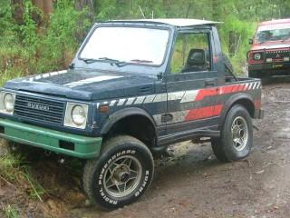 1986 Suzuki SIERRA (4x4) Special Edition