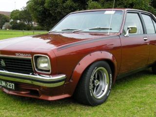 1975 Holden TORANA SL/R