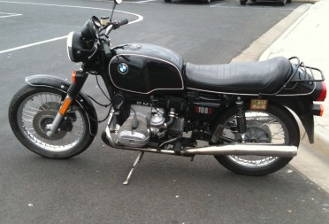 1983 BMW R100  dok0166  Shannons Club