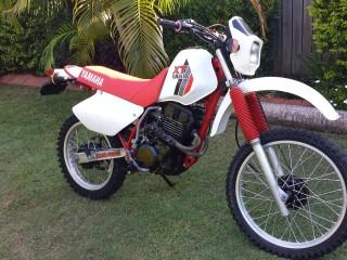 1983 Yamaha 249cc XT250