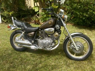 1986 Yamaha XV750