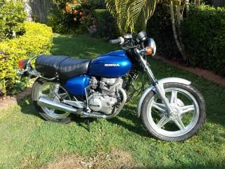 1980 Honda 249cc CB250T