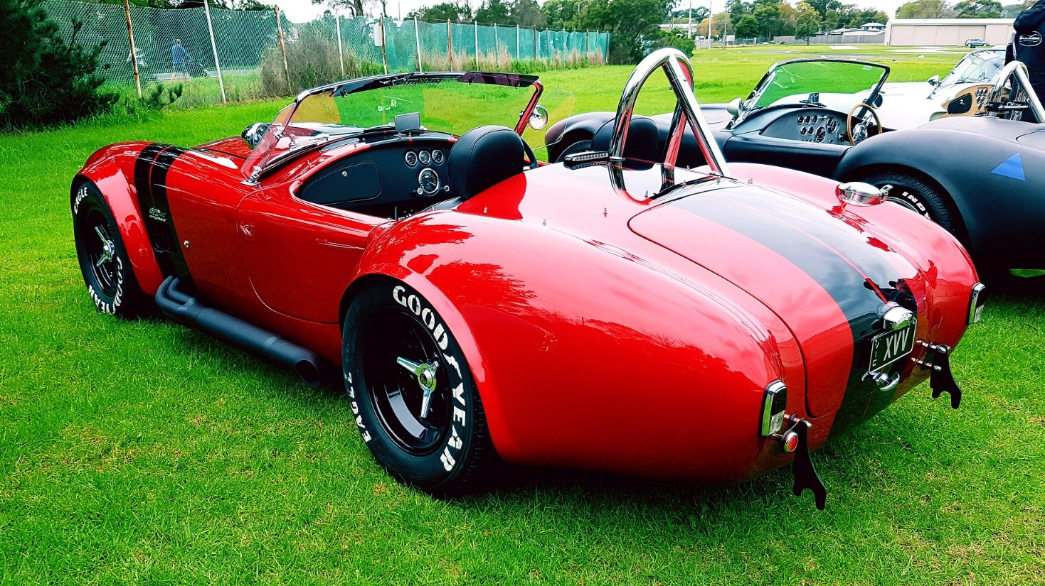 1965 ac cobra absolute pace 427sc shelby show shine shannons club. Black Bedroom Furniture Sets. Home Design Ideas