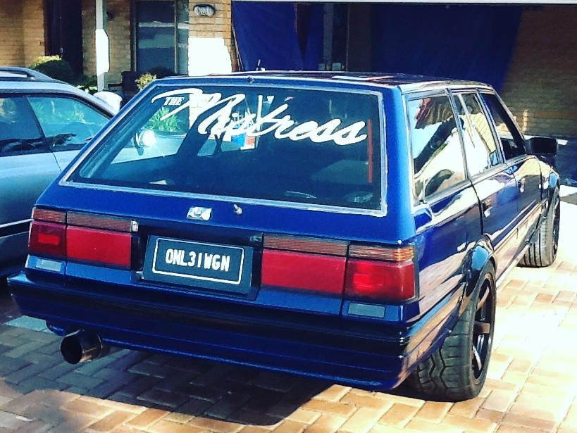 1989 Nissan Pintara
