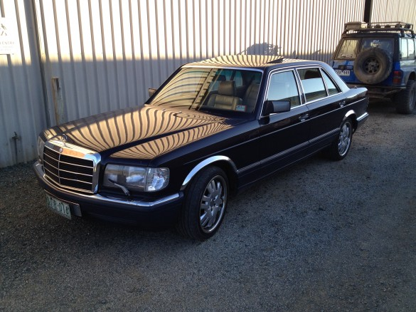 Image Gallery Mercedes Benz Sel