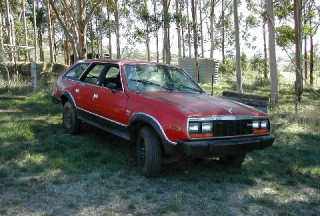 1980 American Motors Eagle