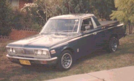 1969 Toyota CROWN