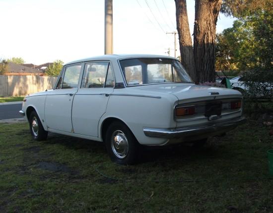 1967 Toyota Corona RT40