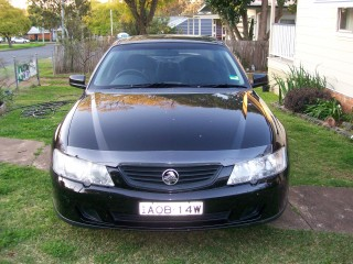 2002 Holden VY Commodore
