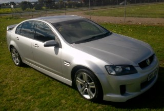 2008 Holden Commodore SV6