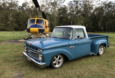 1966 ford f100 pacerpete shannons club for Garage auto bko vesoul