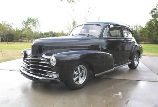 1948 chevrolet fleetline 2 door town car pauilc for 1948 chevy 2 door