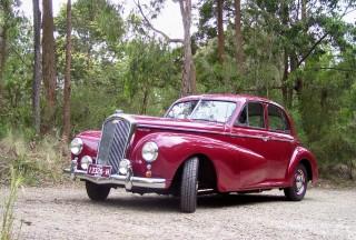 1952 Wolseley 6/80