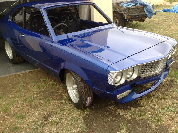 1970 Mazda Rx3 Boosted3 Shannons Club