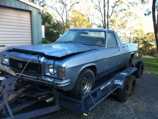 1979 Holden KINGSWOOD SL