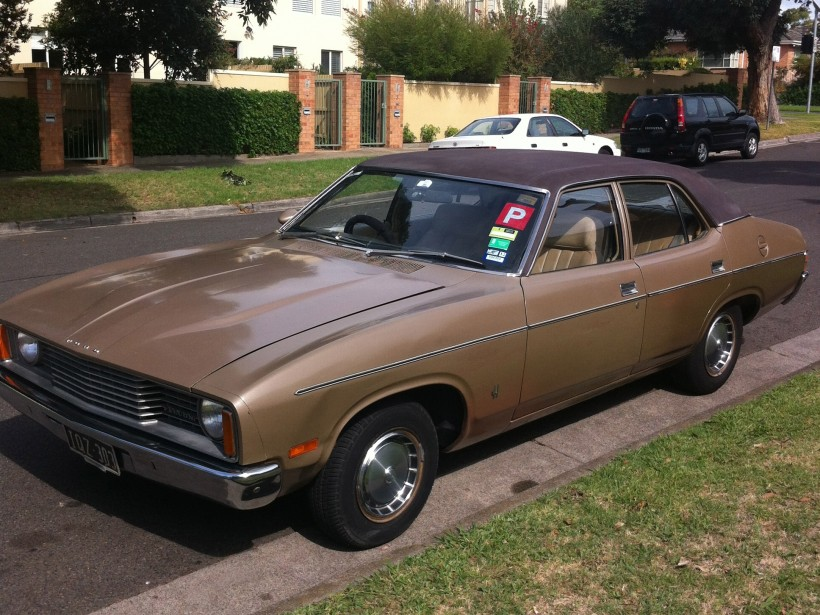 1976 ford falcon 500 for Garage ford 59