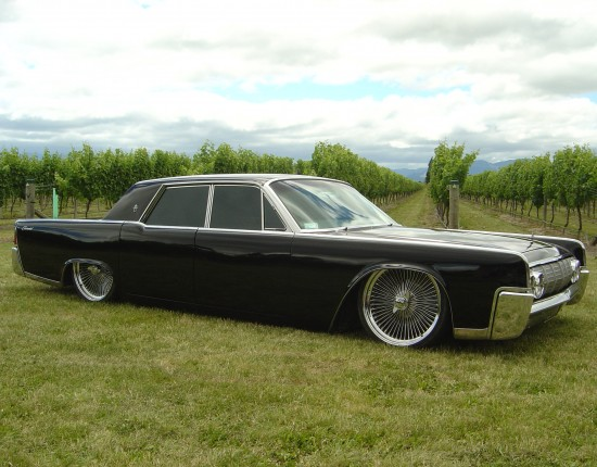 1964 lincoln continental shaunwalters shannons club. Black Bedroom Furniture Sets. Home Design Ideas