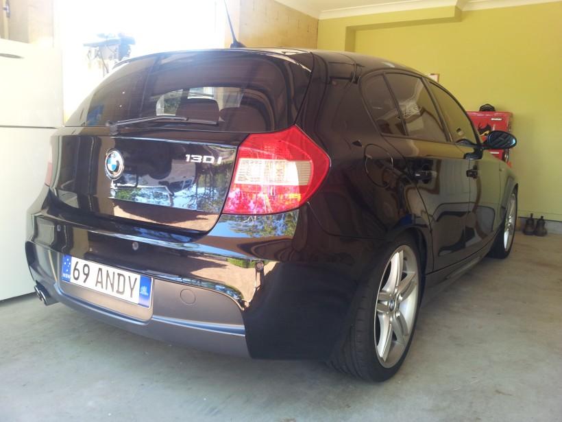 2006 BMW 130i SPORT
