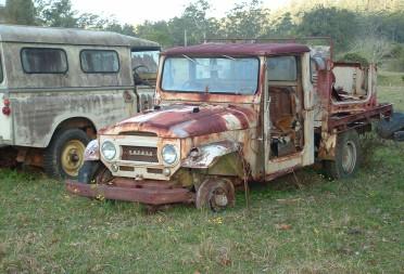 1962 Toyota Landcruiser 4x4 Grothy1 Shannons Club