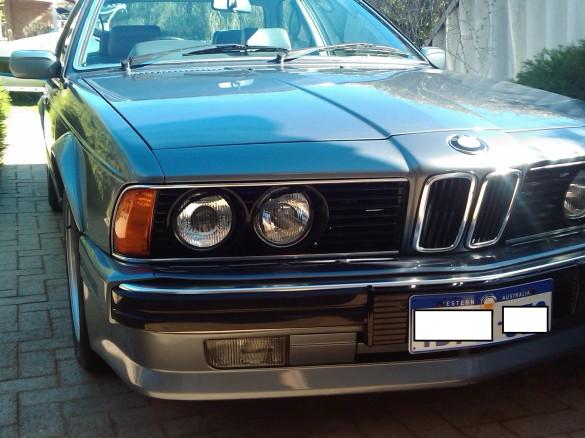 1987 BMW 635 CSi Highline