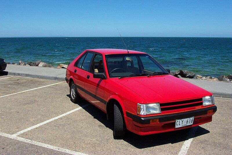 1985 Nissan Pulsar Et Turbo First Car Competition