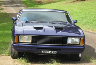 1976 Ford XC FAIRMONT - Owen1 - Shannons Club