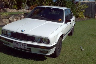1990 BMW 318i 