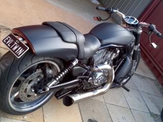 2012 Harley-Davidson Muscle