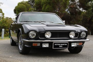 1969 Aston Martin  DBS Vantage