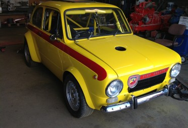 1964 Fiat Abarth Ot 1600 Fiatmeister Shannons Club