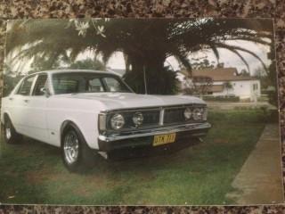 1970 Ford XY Fairmont