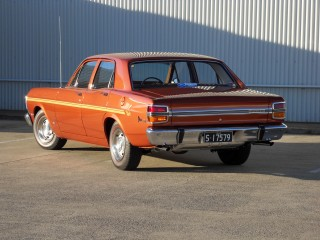 1970 Ford Falcon XY GS
