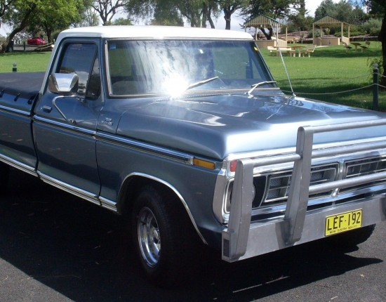 1977 Ford F100 XLT - AndrewB - Shannons Club