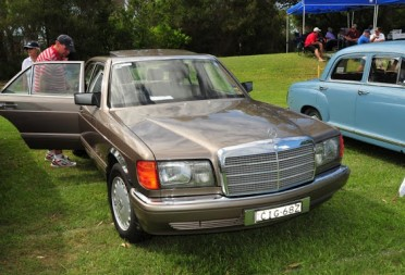 1990 mercedes benz 300se w126 s class slimtim shannons for Garage mercedes bron