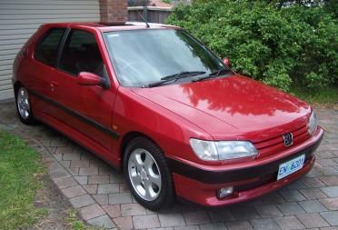 1995 Peugeot 306 S16 - tazzidevil - Shannons Club