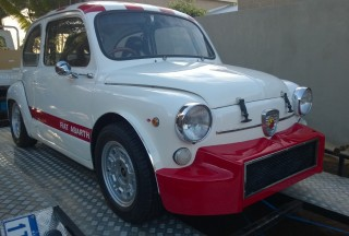 1962 Fiat Abarth 1000TCR Replica