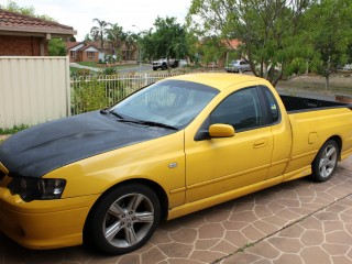 2005 Ford FALCON XR6