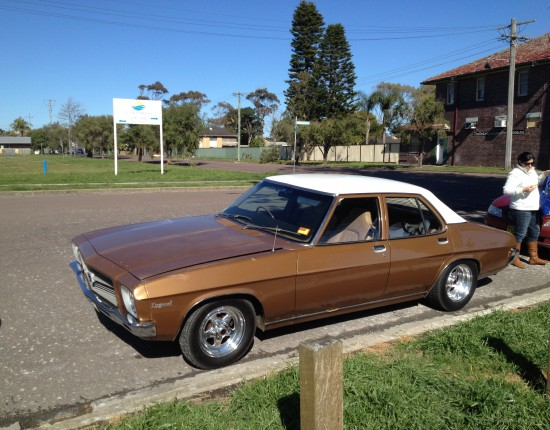 1973 Holden Kingswodd