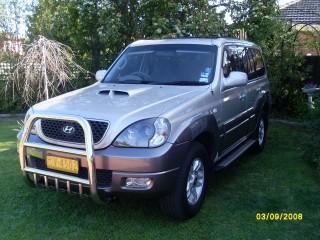 2006 Hyundai TERRACAN SLX
