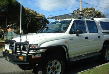 2002 Toyota HILUX (4x4) - gsa02 - Shannons Club