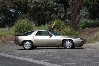 1985 Porsche 928 S